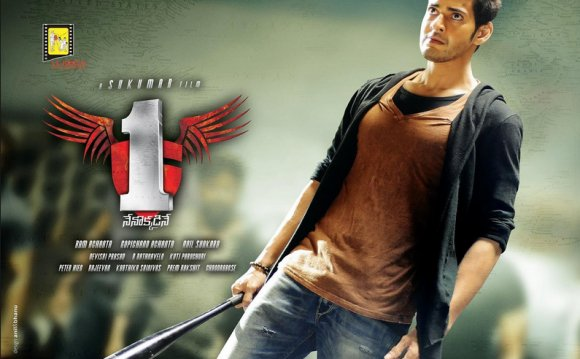 1-Nenokkadine is a 2014 Telugu