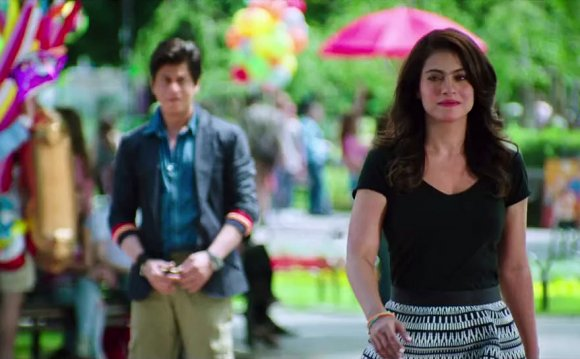 All Video Songs of Dilwale