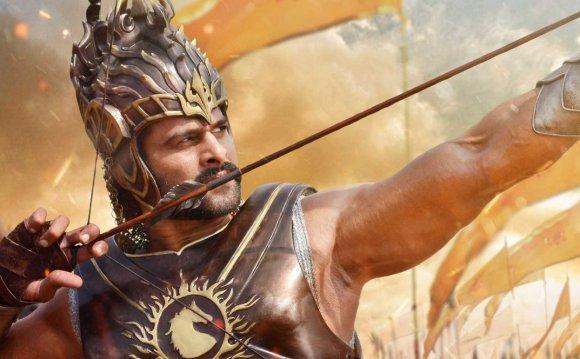 Baahubali film release shines