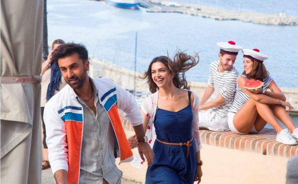 Movie Stills - Tamasha