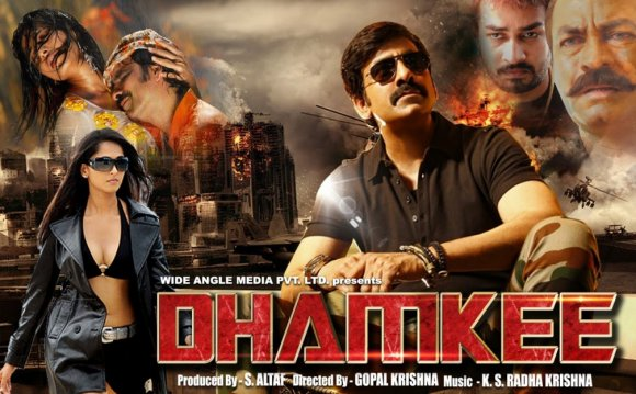 Dhamkee (2008) Hindi Dubbed