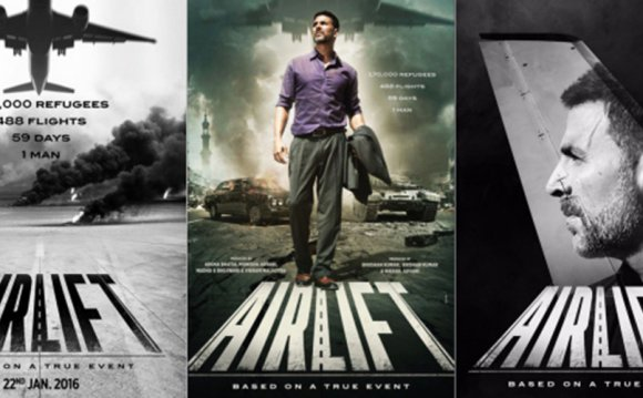 Airlift 2016 Full HD Movie