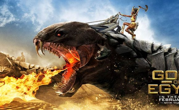 Gods Of Egypt (2016) Watch