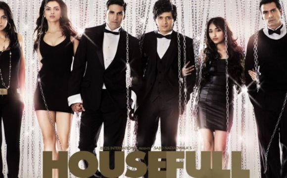 Housefull, watch Housefull