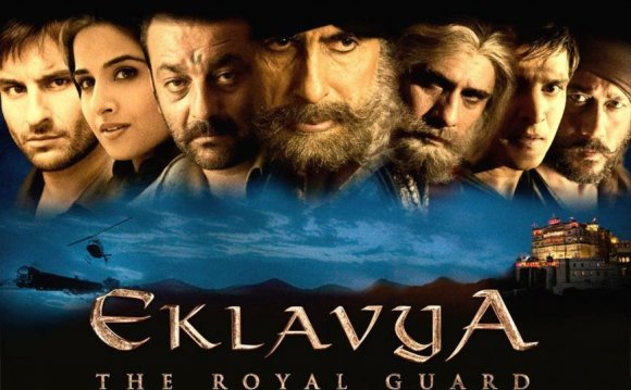Ekalavya - The Royal Disaster