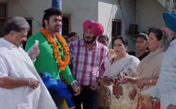 Jatt In Golmaal Full Punjabi