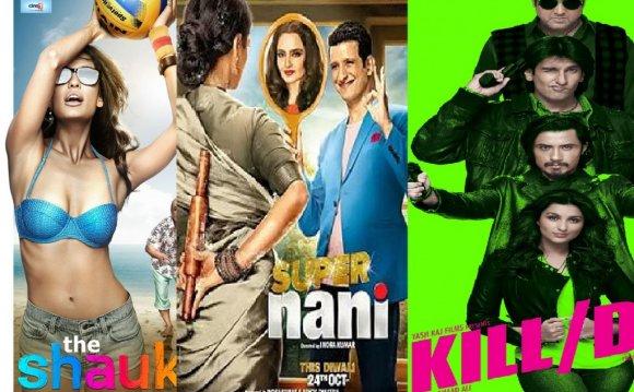 List Of Hindi Bollywood Movies