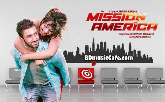 Mission America (2015) Bangla