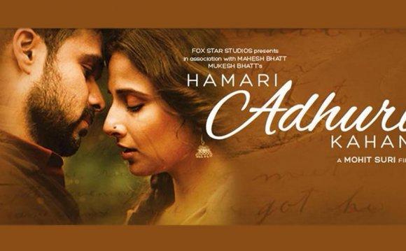 Hamari Adhuri Kahani hindi