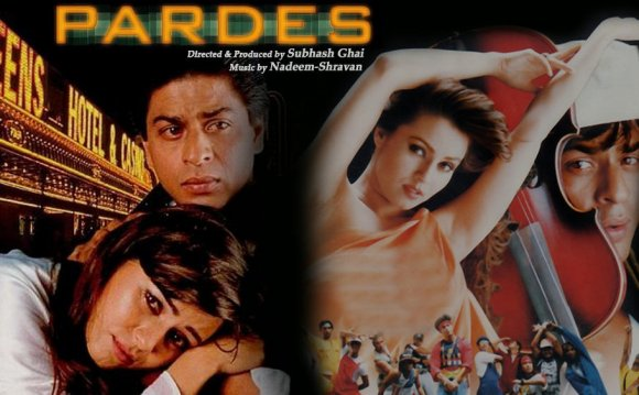 Pardes - - Watch Full Movie