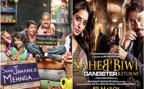 Bollywood Movie Releases – 8
