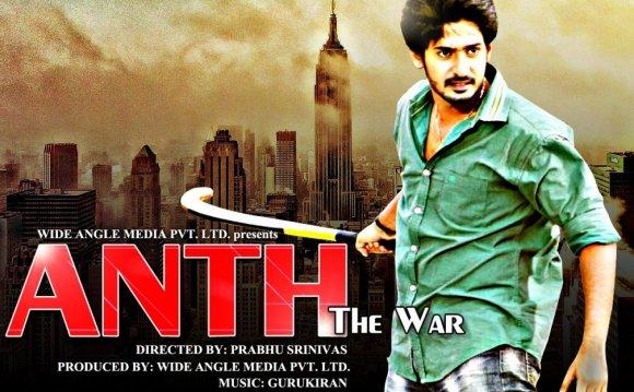Anth The War (jeeva) 2015