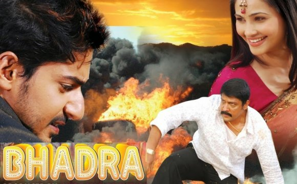 Bhadra 2012 Hindi Dubbed Full