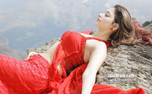 Red Saree - South Indian