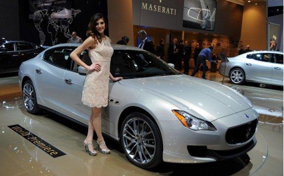 Ajay Devgan Cars - Maserati