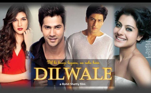 Dilwale (2015) Full Movie