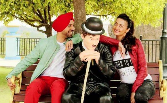 Disco Singh is a Punjabi