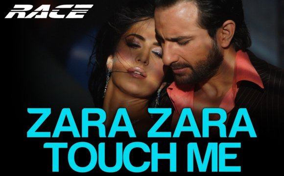 Zara Zara Touch Me – Race