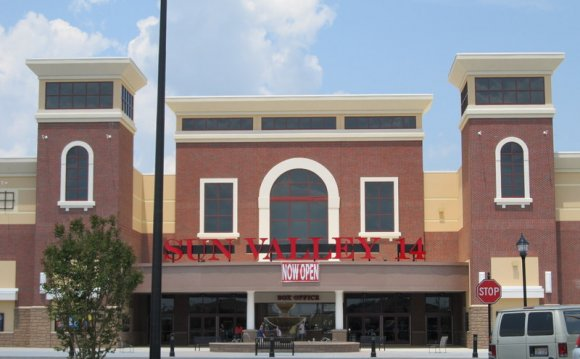 Movie Theater Indian Trail NC