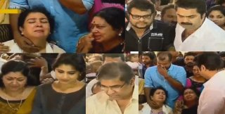 Celebs pay tributes to Kalpana