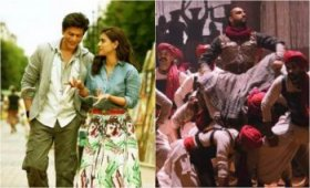 Dilwale,  Bajirao Mastani,  Shah Rukh Khan,  Kajol,  Dilwale Shah Rukh khan,  Dilwale SRK,  Dilwale review,  Deepika Padukone,  Ranveer singh,  SRK,  Kajol,  Dilwale collection,  Dilwale movie collection,  Bajirao Mastani collection,  Bajirao mastani movie collection,  Dilwale vs Bajirao Mastnai,  Dilwale Bajirao mastani battle