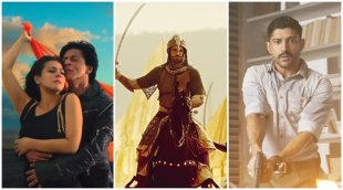 Dilwale, Wazir, The Danish Girl, Bajirao Mastani, Chalk n Duster