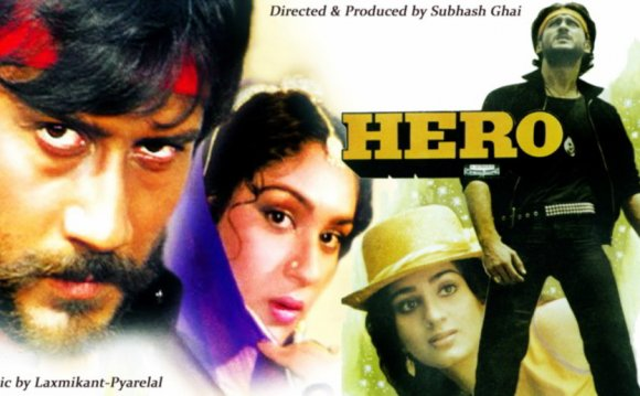 Hero Indian movie 1983