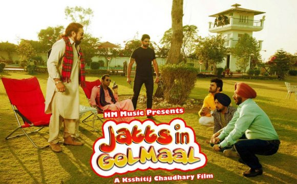 Indian Punjabi Movies Jatts in Golmaal Full