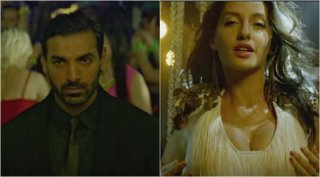 rcky handsome, john abraham, nora fatehi, rock the party, bombay rockers, nora fatehi rocky handsome, john abraham rocky handsome, nora fatehi song, prince narula, nora fatehi item number, john abraham movies, entertainment news