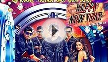 HAPPY NEW YEAR Hindi Movie 2014 | Shahrukh Khan, Deepika