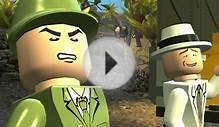 LEGO Indiana Jones 2 FULL MOVIE - All Cutscenes