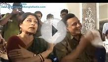 Mithun Chakraborty and Rupa Ganguly on Bangla Movie