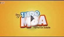 Titoo MBA (2014)-(Full HD Punjabi Movies)(Part1/2)-By