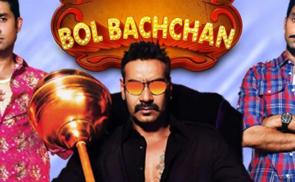 Indian movie Bol Bachchan Full movie